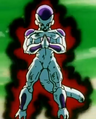 Namek's Destruction - Frieza withdrawing