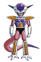 First Form Frieza RoF art
