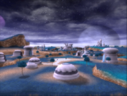 Planet - Night