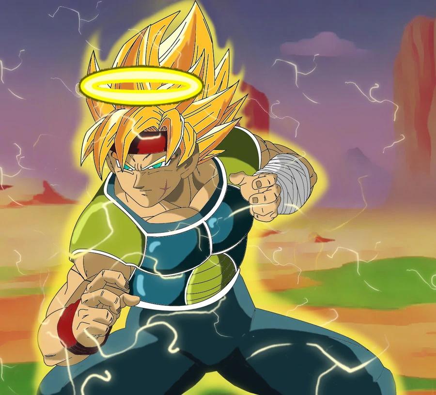 Image - Super Saiyan 2 Bardock  Xz  jpg   Dragonball Fanon Wiki