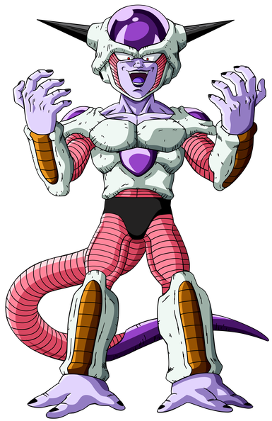 Image - Frieza first form 2.png | Dragonball Fanon Wiki ...