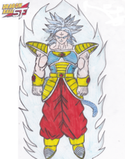 Nikon (Legendary Super Saiyan 3)