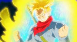 Godly Super Saiyan (LOTSG)