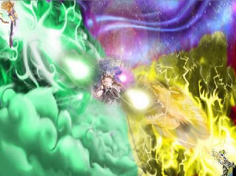 Dragonball Dc Wrath Of The Super Dragon Fist Kamehameha