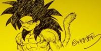 Toriyama SSj4 DragonBox