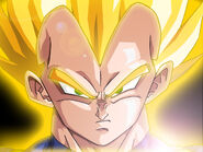 Super Saiyan Vegeta by 2D75