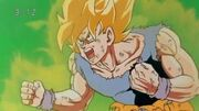 SSJ Goku Angry