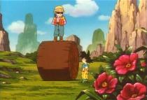 Pan and goku jr