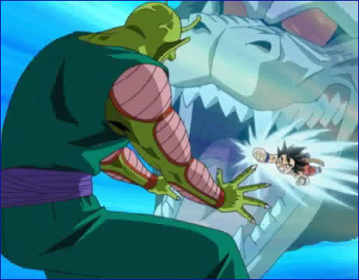 Dragon Fist dragon ball