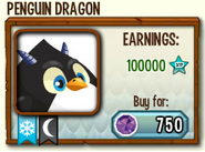 Penguin Dragon--