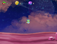 Alien Invasion Space Trip Game