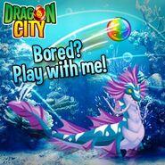 Pure Sea Dragon
