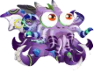 Octopus Dragon 2