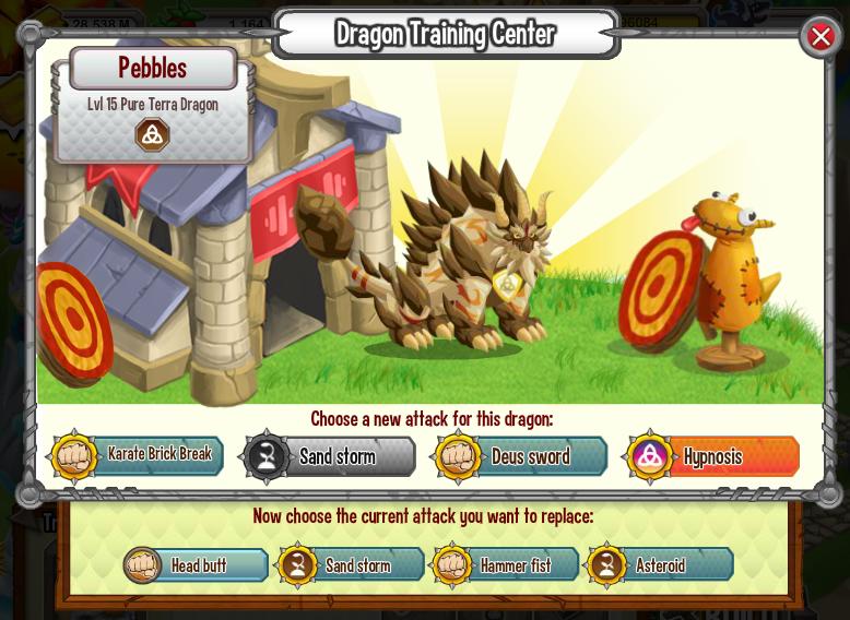 Pure terra dragon egg