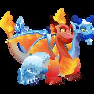 Ice&Fire Dragon 2
