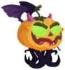 Evil Pumpkin Dragon 2