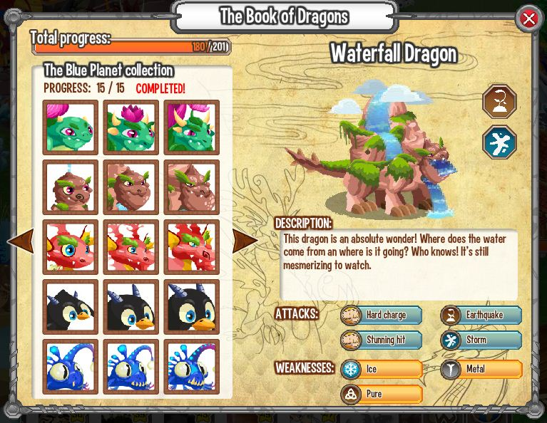 The gallery for --> Dragon City Cloud Dragon Weakness