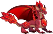 Ruby Dragon 3