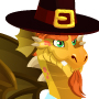 Thanksgiving Dragon m3