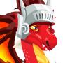 Medieval Dragon m2