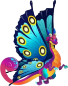 Butterfly Dragon 3