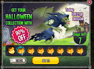 Halloween Collection Specter