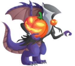Halloween Dragon 2