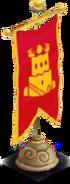 Tower flag