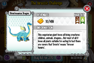 Brontosaurus Description
