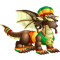 Jamaican Dragon 3