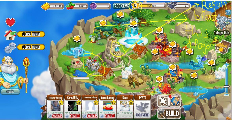Pure Gold Dragon City Download