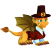 Thanksgiving Dragon 2