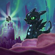 Dark Dragon-Hatch
