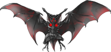 dragon island blue monster list cherub