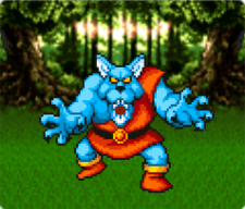 File:Dragon Quest (Mobile) - Bewarewolf.png
