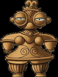DQIVDS - Terracotta warrior