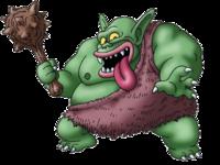 DQVIII - Boss troll