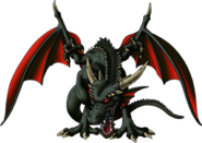 DQVIII - Darksteel dragon