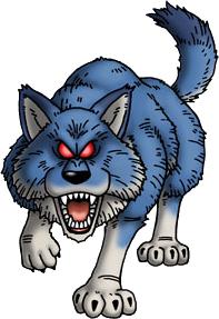 File:DQVIII - Hellhound.png