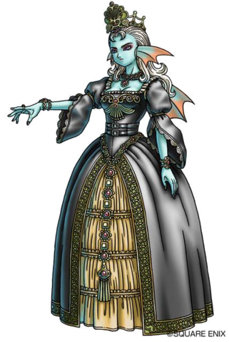 File:DQX - Queen Diore.png