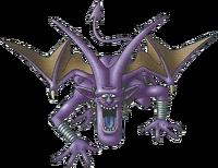 DQVIII - Demon thunderer