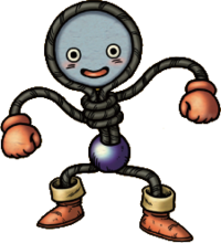 DQX - Puppet rope