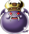 DQMTW3D - Dark king slime