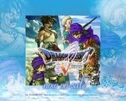 Dragon quest v wall 1