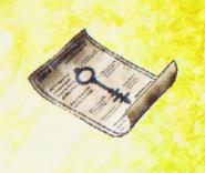 Dragon Quest 8 - Thief's Key Recipe