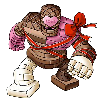 File:DQX - Chocolate golem.png