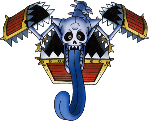File:DQVIII - Mimic king.png
