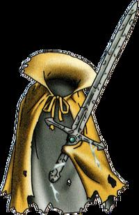 DQX - Gold mantle