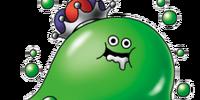 King bubble slime