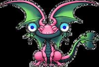 DQX - Funky dragon